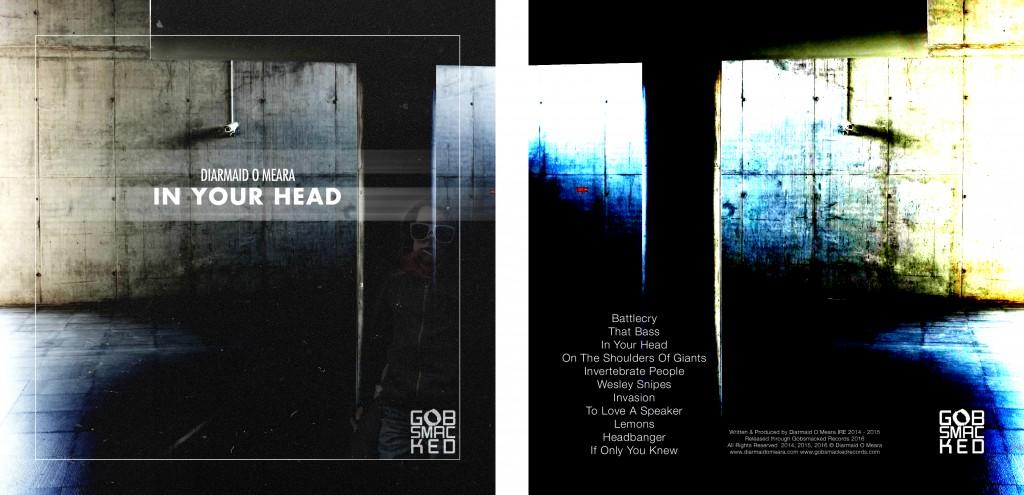 In Your Head, Album Artwork